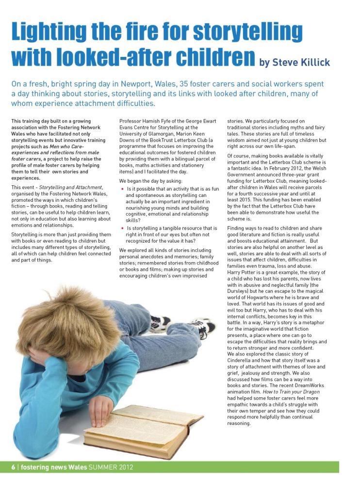FN Newsletter 1